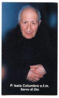 Santino PADRE ISAIA COLUMBRO O.F.M. - PERFETTO P83 - Religione & Esoterismo