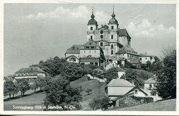 005723  Sonntagberg - Teilansicht Mit Basilika - Sonntaggsberg