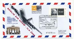ALLEMAGNE => AIRBUS A 380 - Premier Vol Prototype MSN 004 - Berlin 19.5.2006 - Lettere