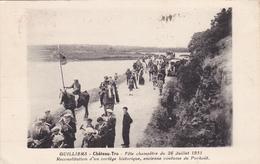 CPA - Guilliers - Chateau-Tro : Fête Champêtre Du 26 Juillet 1931 - Evenementen
