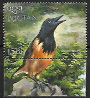 Bhutan - 1999 - MNH - Campo Troupial (Icterus Jamacaii - Hummingbirds