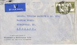 30297. Carta Aerea TEL AVIV (Palestina) 1946 - Palestina