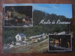 RENSIWEZ ( Houffalize ) Moulin / Camping ( Peu Courante ) - Houffalize