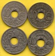 FRANCE 10 Centimes 1924 POISSY   Lindauer - France