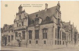 Mechelen - Malines - 8 - Palais De Justice - Justitiepaleis - Cliché F. Walschaerts - Malines