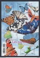 2010 - Bloc Feuillet F4498  LES PAPILLONS N° 4498 NEUF** LUXE MNH - Sheetlets