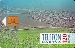 TARJETA TELEFONICA DE HUNGRIA. BUDAPEST. HU-P-1993-19b. (228) - Hungría