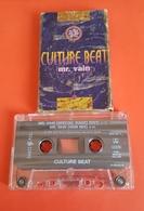 1 Cassette Audio K7 CULTURE BEAT MR.VAIN 1993 - Musique & Instruments