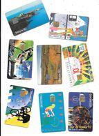 Lot De Télécartes (environ 2.5 Kg) - Phonecards