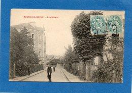 CPA - BOURG-la-REINE (92) - Aspect Du Quartier Les Blagis En 1907 - Bourg La Reine