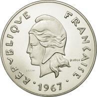 Monnaie, Nouvelle-Calédonie, 50 Francs, 1967, Paris, ESSAI, FDC, Nickel - Nouvelle-Calédonie