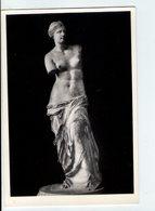 U3499 POSTCARD: PARIS, Musee National Du Louvre; VENUS DE MILO - SCULTURA SCULPTUR, SKULTUR, SCULPTURE - Sculture