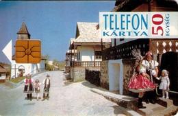 TARJETA TELEFONICA DE HUNGRIA. BUVI. HU-P-1993-21Aa. (223) - Hungría