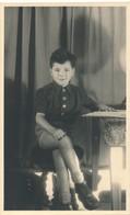 Thèmes - Photographie - Portrait D'enfant - Garçon - Photo - Personnes Anonymes