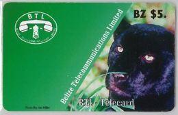 PREPAID PHONE CARD- BELIZE (E29.1.5 - Belize