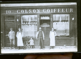 COIFFEUR COLSON         A SITUER                                    JLM - Artisanat