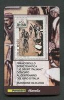 ITALIA 2009 - TESSERA FILATELICA - CENTENARIO GIRO D'ITALIA - MNH**- 268 - 6. 1946-.. Republik