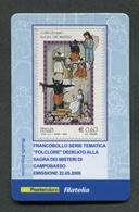 ITALIA 2009 - TESSERA FILATELICA - SAGRA DEI MISTERI DI CAMPOBASSO - MNH**- 269 - 6. 1946-.. Republik