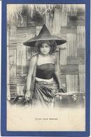 CPA Birmanie Burma Type Non Circulé Femme Girl Women - Cartes Postales