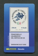 ITALIA 2009 - TESSERA FILATELICA - VERTICE DEI G8 - MNH**- 270 - 6. 1946-.. Republik