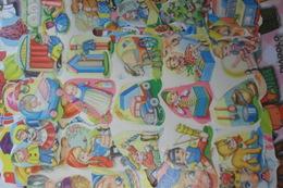 Scraps Toys Jouets Decoupis - After 1965
