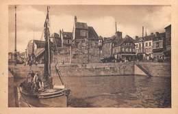 14] Calvados > HONFLEUR La Lieutenance (bateau Pêche)    *PRIX FIXE - Honfleur