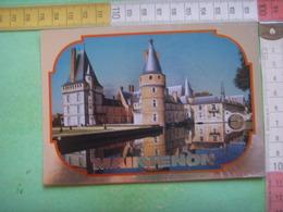 76) Normandie : Vision Nouvelle : Maintenon  : Chateau  Façade Sud : Recto-verso - Maintenon