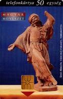 TARJETA TELEFONICA DE HUNGRIA. Izsó Miklós. HU-P-1998-23A. (067) - Hungría