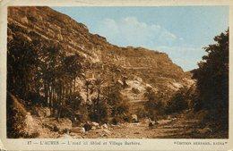 005746  L'Aures - L'oued El Abiod Et Village Berbère - Algerien