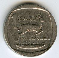 Afrique Du Sud South Africa 1 Rand 1997 KM 164 - Afrique Du Sud