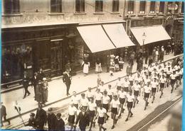 E.X. YU. Croatia. Zagreb. The Olympic Day. 1924. - Sports
