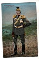 + 1729,  Generalfeldmarschall Graf Haeseler - Guerre 1914-18