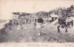 MERS LES BAINS  LA PLAGE (dil410) - Mers Les Bains
