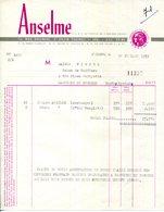"""SAINT OUEN.PRODUITS DE BEAUTE """" ANSELME """" 12 RUE SOUBISE. - Chemist's (drugstore) & Perfumery"""