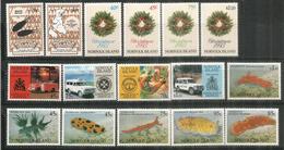 Année Complète 1993,  16 Timbres Neufs/mint **  Côte   40,00 Euro - Ile Norfolk