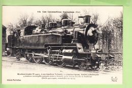 Cie EST :  Machine Tender 4402 Pour  Trains Lourds  De Banlieue -  TBE - Les Locomotives , Edition Fleury - 2 Scans - Matériel