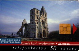 TARJETA TELEFONICA DE HUNGRIA. Zsámbék. HU-P-1998-21B. (107) - Hungría