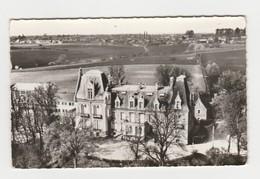 En Avion Au-dessus De Fondettes.37.Indre Et Loire.L'Ecole D'Agriculture.Château De La Plaine.1966 - Fondettes