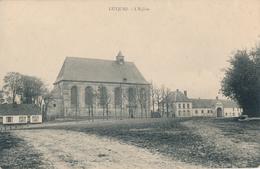 62) LICQUES : L'église - Otros Municipios