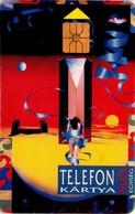 TARJETA TELEFONICA DE HUNGRIA. EQUINOX. HU-P-1992-11A. (177) - Hungría