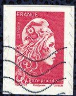 France 2018 Oblitéré Used Marianne L'engagée D'Yseult Digan Autoadhésif LP 20g. - France