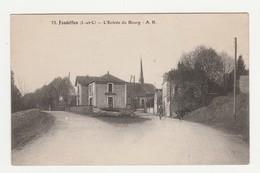 Fondettes.37.Indre Et Loire.L'Entrée Du Bourg. - Fondettes
