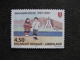 Groenland:  TB N° 289. Neuf XX. GM. - Groenland