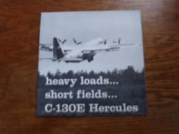 Top Folder Lockheed C-130 Hercules Aviation Militaire (doc En Anglais) - Aviation