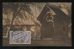 Luxemburgo. *L'ancienne Chapelle....* Ed. P.C.S. Circulada 1927. - Luxemburgo - Ciudad