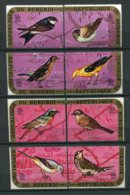 9365  BURUNDI  PA 154/77 ** Série Oiseaux   TTB - 1970-79: Neufs