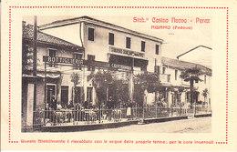 """ITALIA - ABANO (padova) - Stab. """"Casino Nuovo"""" Perez, (non Comune) Animata, Anni 10 - 2018-2-438 - Padova (Padua)"""