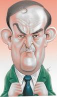Illustrateur Bernard Veyri Caricature Jean Louis Brugiere Justice - Veyri, Bernard