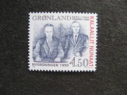 Groenland:  TB N° 294. Neuf XX. GM. - Groenland