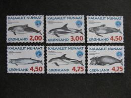 Groenland:  TB Série N° 295 Au N° 300. Neuve XX. GM. - Groenland